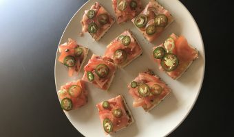 Recette Toast Tofu Tomates Perdre du Poids Facile La Methode Tunzini 01