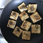 Recette Minceur Toast Tofu Tomates Perdre du Poids Facile La Methode Tunzini Tofu Grille