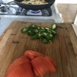 Recette Toast Tofu Tomates Perdre du Poids Facile La Methode Tunzini Piment