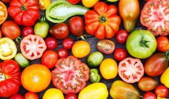 Comment maigrir_La Methode Tunzini_fruits qui font maigrir_tomates